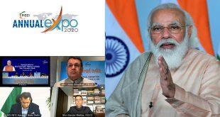 PM Narendra Modi delivers inaugural address at FICCI's 93rd Annual General Meeting