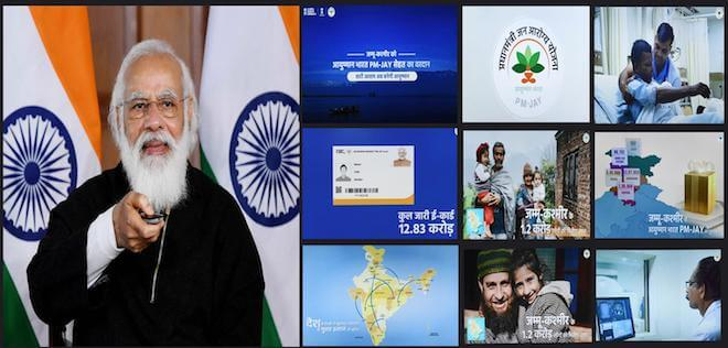 PM Narendra Modi launches Ayushman Bharat PM-JAY SEHAT to extend coverage to all residents of Jammu & Kashmir