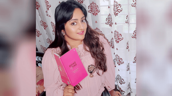 Padmaja Bharti - Reaching new heights as Author, Designer and Influencer