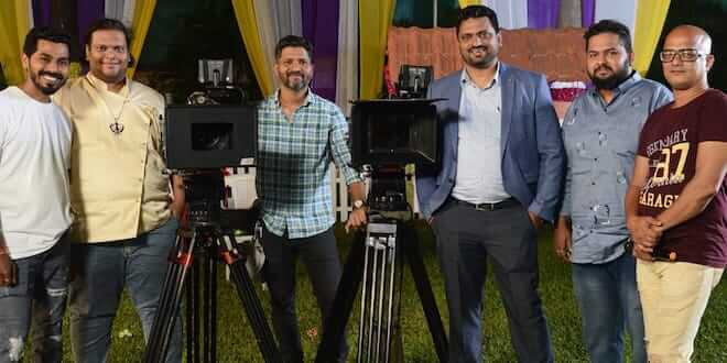 Shooting of a New Marathi Thriller Web Series Begins !