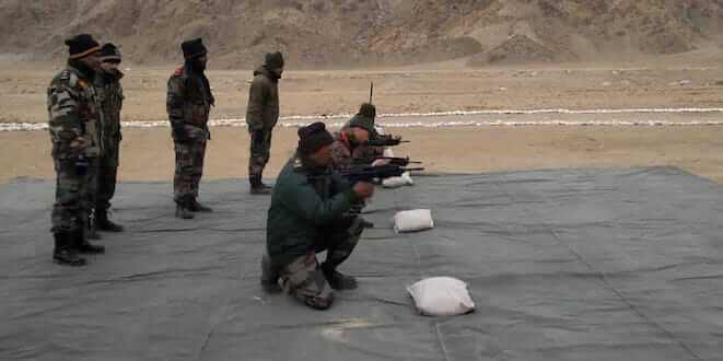 Successful Trials of 5.56 x 30 mm Joint Venture Protective Carbine (JVPC)