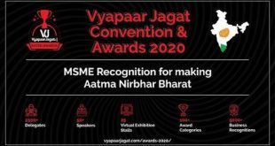 India's biggest Entrepreneurial Awards: A gigantic success!
