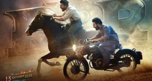 Announcement: Dussehra release for RRR; Worldwide release on October 13, 2021