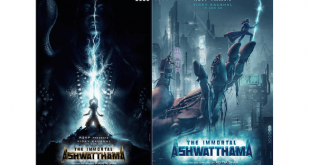 As URI turns 2, Vicky Kaushal, Aditya Dhar and Ronnie Screwvala unveil first look of Ashwatthama