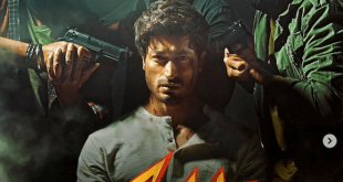 Sanak poster is out and we can't wait for Vidyut Jammwal and Vipul Shah to rule our screens again