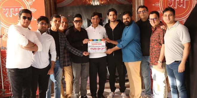 Thank God begins shoot from 21st January