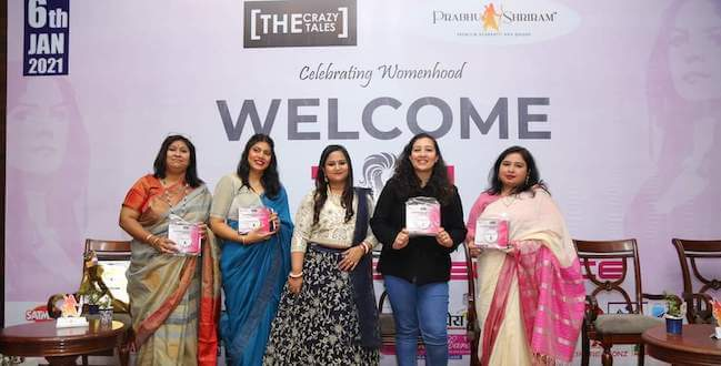 The Women's Conclave and Awards 2020 held in delhi, organised by The Crazy Tales
