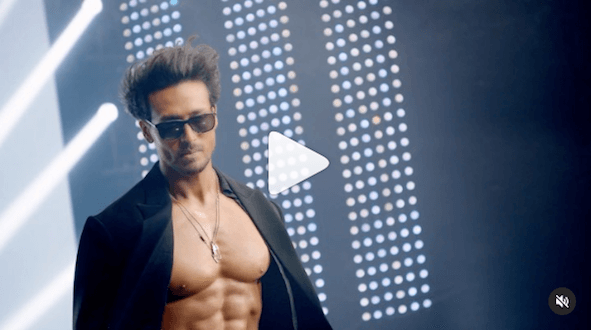 Tiger Shroff releases the trailer of his second song, 'Casanova'; youngest superstar to ace action, dance and vocals