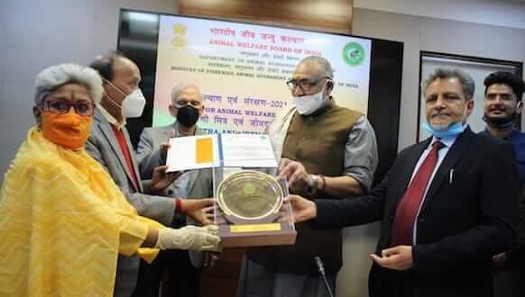 AWBI (The Animal Welfare Board of India) Awards Dedicated for Animal Welfare and Protection-2021 Held on Auspicious Day of Vasant Panchami at New Delhi
