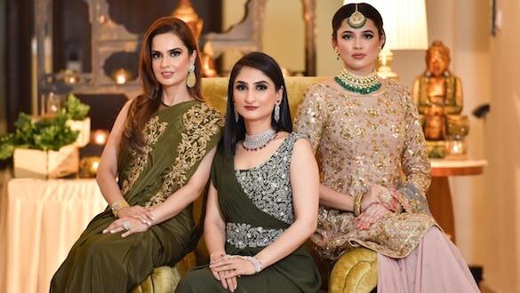 Ambre By Harsimran Arora - Punjab's Most Celebrated Bridal Wear Designer