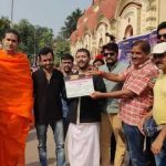 Inauguration of TV Serial The Great Monk Swami Vivekanand was Held At Kolkata's Dakshineswar Temple