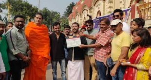 Inauguration of TV Serial The Great Monk Swami Vivekanand was Held At Kolkata's Dakshineswar Temple