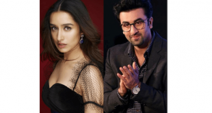 Luv Ranjan's next starring Ranbir Kapoor and Shraddha Kapoor to release on Holi 2022