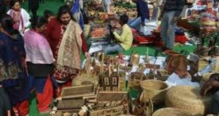 "More than 29 lakh people visited ""Hunar Haat"", organised at Avadh Shilpgram, Lucknow (UP)"