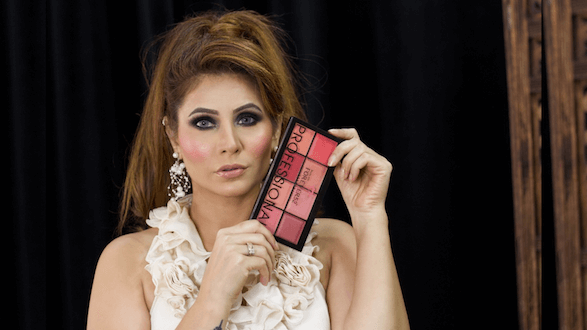 Pinkky Bhatia - The Dynamic Makeup Artist Who's Heading Up The Beauty Industry