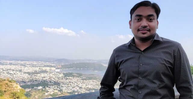 Saurabh Suman and his life as a grassroot Social Worker