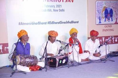Tribes India 'Aadi Mahotsav' Comes to a Successful Close