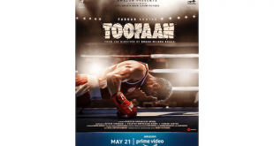 AMAZON PRIME VIDEO & EXCEL ENTERTAINMENT TO GLOBALLY PREMIERE THIS YEAR'S MOST-AWAITED SUMMER BLOCKBUSTER — TOOFAAN