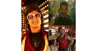 Aamir Khan is all set to surprise the viewers his upcoming song! Let's have a look at some of the actors' previous quirky dance numbers!