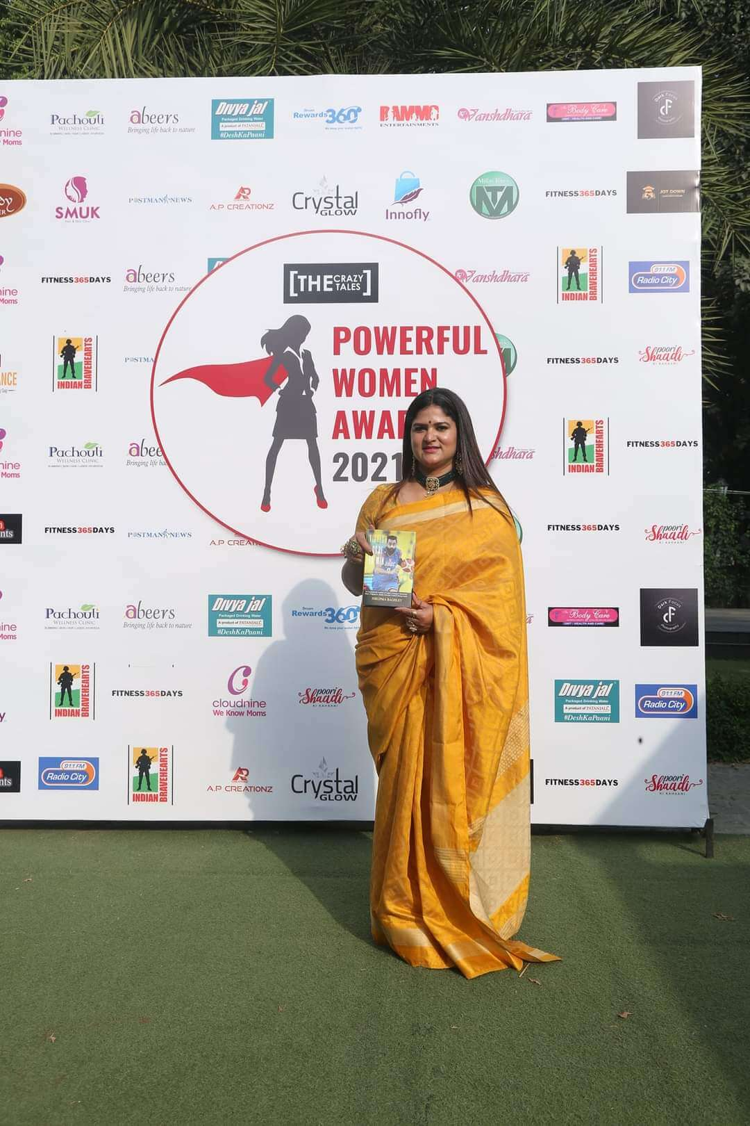 Powerful Women Awards 2021 - The Crazy Tales