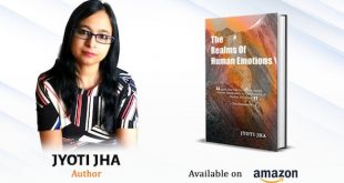 HR-Turned-Author's 'The Realms of Human Emotions' unravels the spheres of human sentiments