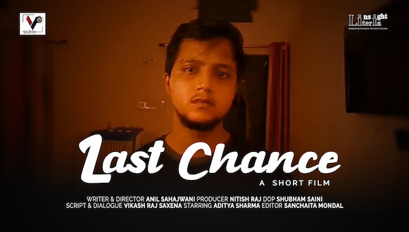 'Last Chance'; A Short Film on the Undying Attitude of Life