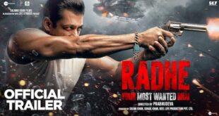 Ahead of film's release, Salman Khan, Prabhudeva, Disha Patani share a glimpse into character shades of Radhe- Your Most Wanted Bhai