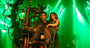 Rehearsals, Whistles and a lot of Fun: Here's a glimpse into the making of Salman Khan's Seeti Maar, the dance number that's burning up the charts