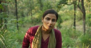 """Actress Vidya Balan speaks about her prep for the Sherni, says, """"I actually met with a couple of forest officers to understand what exactly the job entails"""""""