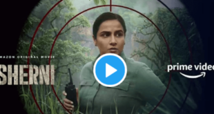 Amazon Prime Video releases a fresh striking teaser of much-awaited film, 'Sherni', Trailer to be out on June 2!