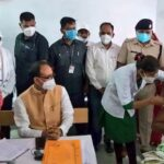 As New Phase of COVID-19 Vaccination begins, India crosses landmark of more than 80 lakh doses administered in a single day