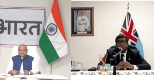 India and Fiji sign MoU for cooperation in the field of agriculture and allied sectors
