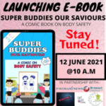 Launch of E-Comic Book on Body Safety for Children