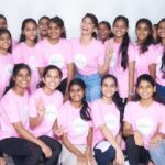 On the occasion of World Yoga Day, Jacqueline Fernandez's YOLO Foundation organised a Yoga session for NGO kids