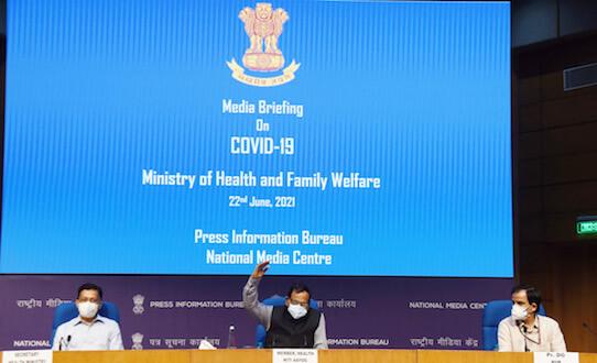 Union Health Ministry advises Maharashtra, Kerala and Madhya Pradesh on Delta Plus Variant, currently a Variant of Concern (VOC)