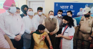 """Union Minister Dr Jitendra launches""""Vaccines for All-Free for All"""" at the holy town of Katra-Vaishno Devi in J&K"""