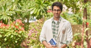 Ayushmann Khurrana's first look from Junglee Pictures' 'Doctor G' out now!