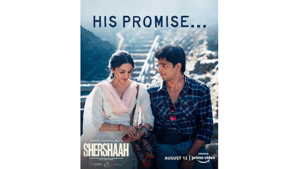 Experience the magic of true love as 'Raatan Lambiyan', a soulful track featuring Sidharth Malhotra and Kiara Advani from Shershaah is out now