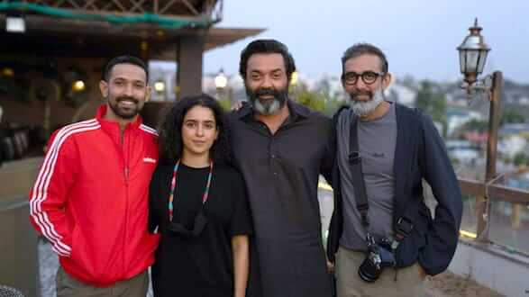 IT'S A WRAP FOR LOVE HOSTEL! Written and Directed by Shanker Raman Starring Sanya Malhotra, Vikrant Massey & Bobby Deol