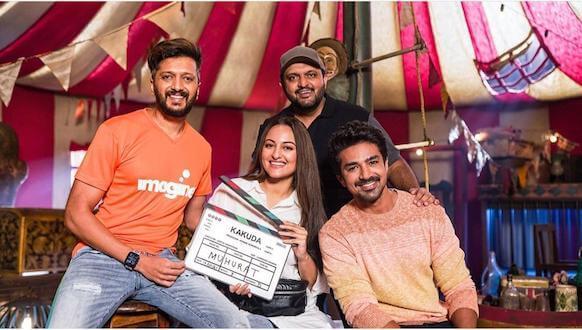 RSVP announces horror-comedy 'Kakuda', a direct-to-digital film directed by Aditya Sarpotdar!