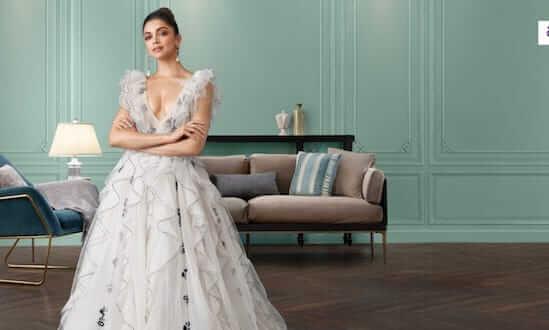 Deepika Padukone throws the spotlight on Asian Paints Royale Glitz