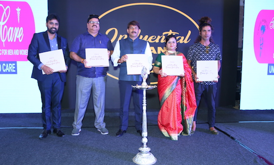 The Crazy Tales launched Influential Indians 2021 Coffee Table Book and Awards 2021